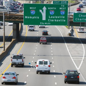 License Plate Readers Monitor I-40 Corridor in Nashville, Tennessee